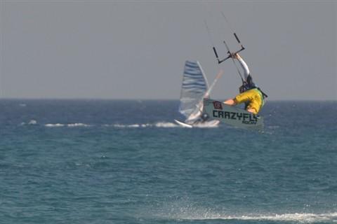 YK kitesurfing 2 trimmed