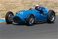 Talbot GP racer at Sears Point Historics