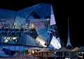 Federation Square at Night Melbourne