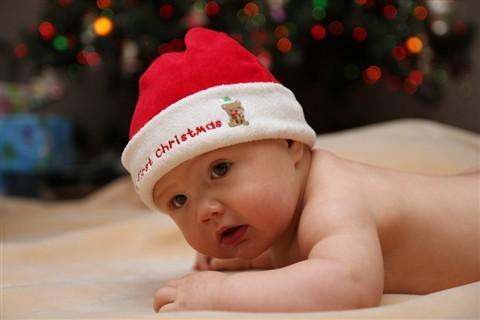 Baby+Christmas_tree