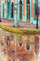 Cobblestone Rain