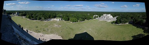 chichen itza pan