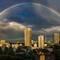Double Rainbow over Tokyo
