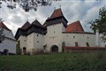 Fortified church in Viscri / Deutsch Weiskirch