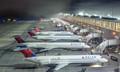 Delta's McNamara Terminal (DTW)
