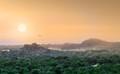 sunrise in Mpumalanga