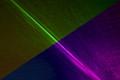 direct exposure to laserlight