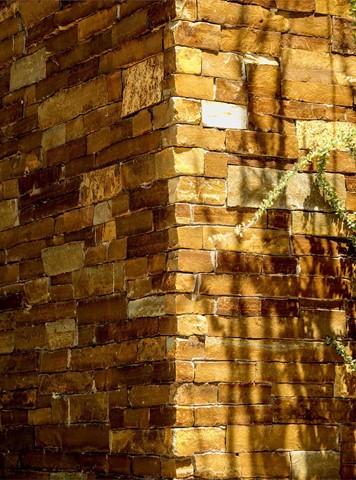 Brick-wall Corner