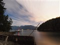 very early morning howe sound