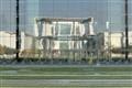 Berlin - Bundeskanzleramt im Bürogebäude des Parlaments