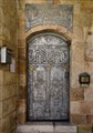 Synagogue door - Old City Jerusalem