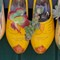 Wooden Shoes with a New Purpose