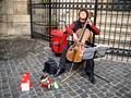 Street musician - Rome