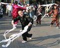 Chinese Ribbon Dance