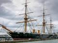 HMS Warrior; 19th century battleship