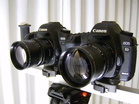 3D Camera Rig: Magnanimous: Galleries: Digital Photography Review ...