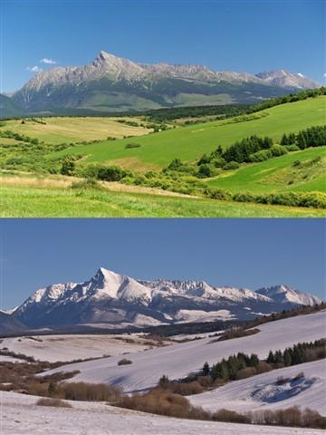 Krivan - 2 seasons