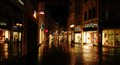Nobody shops in the rain