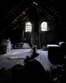 Attic hiding dark secrets ..... spirits
