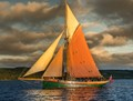 Sailing The Carrick Roads