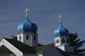 Russian Church in Kodiak, Alaska