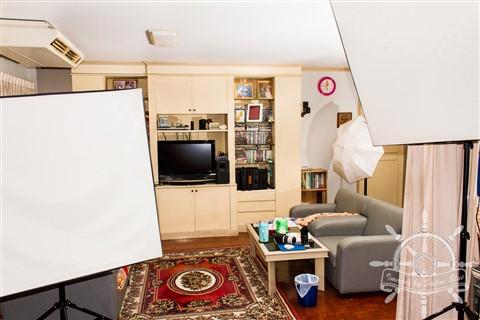 Small Home Studio Black Background-2