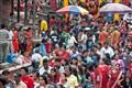 DASHAIN Festival, Kathmandu, Nepal