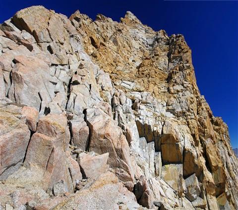 200ft class 4 Climb