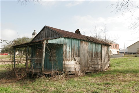 Port Gibson house