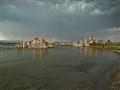 red raincoat - mono lake (1 of 1)