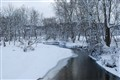 Snowy creek