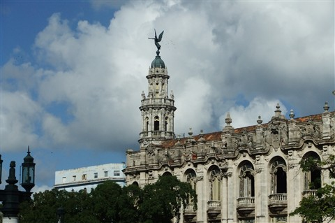 Theater Building @ Havana