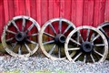 Scandinavian Wagon Wheels