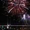 Bolte Bridge, fireworks