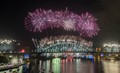 Great location to get some good shots of the spectacular Sydney New year's fireworks