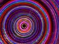 Circumferential squiggle