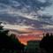 Sunset at Ubeda