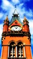 St. Pancras Station Clock Tower.