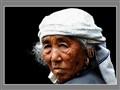 Woman at Mana village