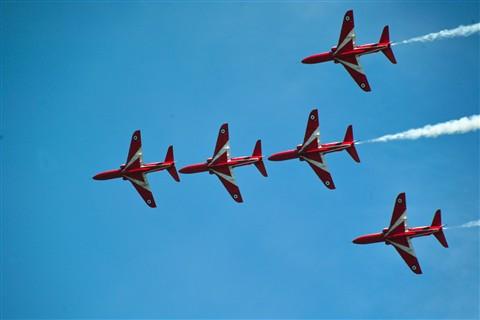 Red Arrows (4)