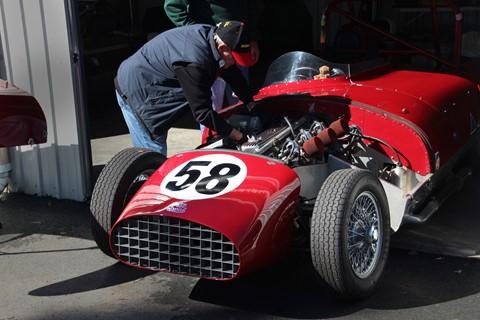IMG_15301 Checking the engine