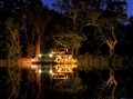 Murray River After Dark
