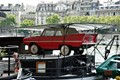 Prom with Car on it Paris France