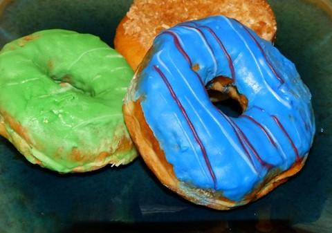 Doughnut..
