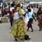 Accra street scene