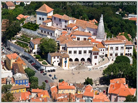 Royal Palace of Sintra - Portugal