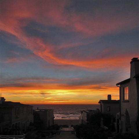 33rd street sunset