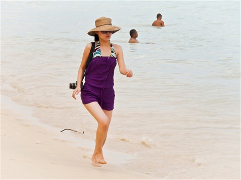Beach Hop!
