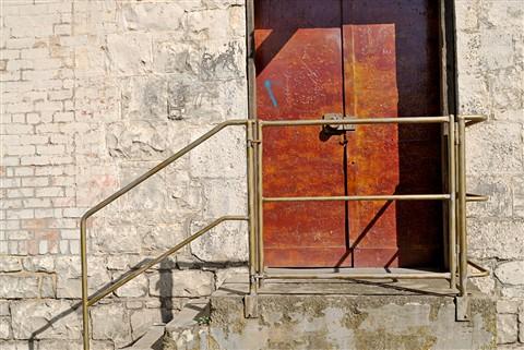 White Brick, Red Door