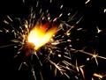 Sparks...